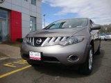 2009 Platinum Graphite Metallic Nissan Murano S AWD #63723561