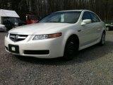 2004 White Diamond Pearl Acura TL 3.2 #63723558