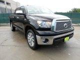 2012 Black Toyota Tundra Platinum CrewMax #63723522