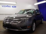 2010 Sterling Grey Metallic Ford Fusion SEL V6 #63723799