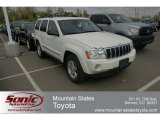 2006 Stone White Jeep Grand Cherokee Limited 4x4 #63723188