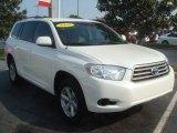 2010 Blizzard White Pearl Toyota Highlander  #63723172