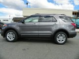 2013 Sterling Gray Metallic Ford Explorer XLT 4WD #63723479