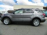 2013 Sterling Gray Metallic Ford Explorer XLT 4WD #63723479
