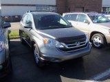 2010 Polished Metal Metallic Honda CR-V EX-L AWD #63723137