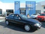 2003 Black Chevrolet Cavalier LS Sedan #63723468