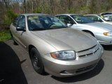 2003 Sandrift Metallic Chevrolet Cavalier LS Sedan #63723465