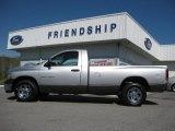 2004 Bright Silver Metallic Dodge Ram 1500 ST Regular Cab #63780450
