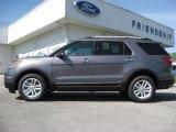 2013 Sterling Gray Metallic Ford Explorer XLT 4WD #63780447