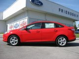 2012 Race Red Ford Focus SE Sport Sedan #63780444