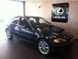 2003 Orient Blue Metallic BMW 3 Series 330xi Sedan #63781159