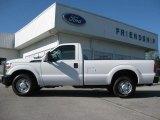 2012 Oxford White Ford F250 Super Duty XL Regular Cab #63780430