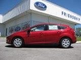 2012 Red Candy Metallic Ford Focus SE 5-Door #63780425
