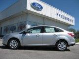 2012 Ingot Silver Metallic Ford Focus SE Sedan #63780423