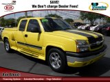 2003 Chevrolet Silverado 1500 Wheatland Yellow