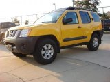 Nissan Xterra 2007 Data, Info and Specs
