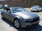 2013 Ford Mustang GT Convertible Data, Info and Specs