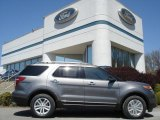 2013 Sterling Gray Metallic Ford Explorer XLT 4WD #63780360