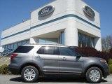 2013 Sterling Gray Metallic Ford Explorer XLT 4WD #63780360