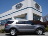 2013 Sterling Gray Metallic Ford Explorer XLT 4WD #63780359
