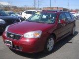 2007 Sport Red Metallic Chevrolet Malibu Maxx LT Wagon #63781070