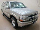 2001 Light Pewter Metallic Chevrolet Suburban 1500 LT 4x4 #63780290