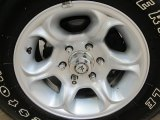 2001 Chevrolet Suburban 1500 LT 4x4 Custom Wheels