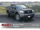 2012 Magnetic Gray Metallic Toyota Tundra TRD Rock Warrior CrewMax 4x4 #63780244