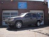 2002 Graphite Metallic Jeep Grand Cherokee Laredo 4x4 #63780664