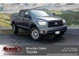 2012 Magnetic Gray Metallic Toyota Tundra TRD Rock Warrior CrewMax 4x4 #63780242