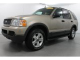 2003 Harvest Gold Metallic Ford Explorer XLT 4x4 #63780204