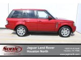 2012 Land Rover Range Rover Firenze Red