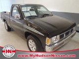 Nissan Hardbody Truck 1996 Data, Info and Specs