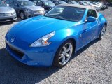 Nissan 370Z 2012 Data, Info and Specs