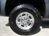 2001 Chevrolet Silverado 1500 LT Crew Cab Wheel