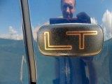 2001 Chevrolet Silverado 1500 LT Crew Cab Marks and Logos