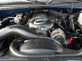 2001 Chevrolet Silverado 1500 LT Crew Cab 6.0 Liter OHV 16-Valve Vortec V8 Engine