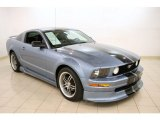2005 Windveil Blue Metallic Ford Mustang V6 Premium Coupe #63780953