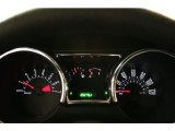 2005 Ford Mustang V6 Premium Coupe Gauges