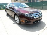 2012 Bordeaux Reserve Metallic Ford Fusion SE #63780627