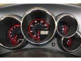 2004 Toyota Matrix XR AWD Gauges