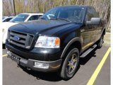 2005 Ford F150 FX4 Regular Cab 4x4