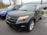 2013 Tuxedo Black Metallic Ford Explorer Limited 4WD #63780941