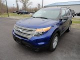 2013 Deep Impact Blue Metallic Ford Explorer EcoBoost #63780940