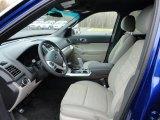 2013 Ford Explorer EcoBoost Medium Light Stone Interior