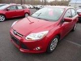 2012 Red Candy Metallic Ford Focus SE 5-Door #63780936