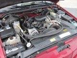 1999 Oldsmobile Bravada Engines