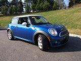 2007 Laser Blue Metallic Mini Cooper Hardtop #63848495