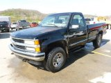 1997 Chevrolet C/K 2500 K2500 Regular Cab 4x4 Data, Info and Specs