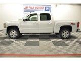 2012 Summit White Chevrolet Silverado 1500 LTZ Crew Cab 4x4 #63848474